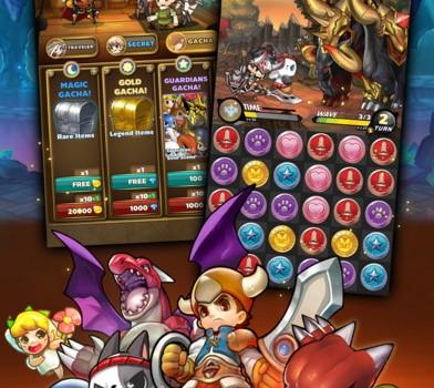 Puzzle Guardians Ekran Görüntüleri - 1