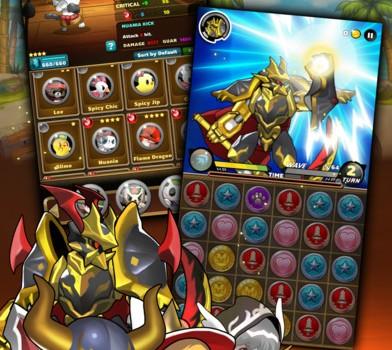 Puzzle Guardians Ekran Görüntüleri - 2