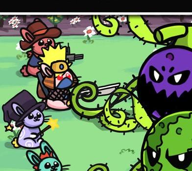 Rabbit Mercenary Idle Clicker Ekran Görüntüleri - 4