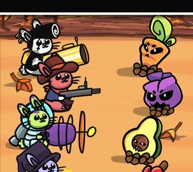 Rabbit Mercenary Idle Clicker Ekran Görüntüleri - 2