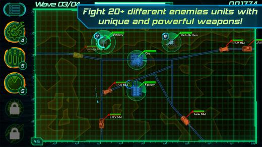 Radar Warfare Ekran Görüntüleri - 3