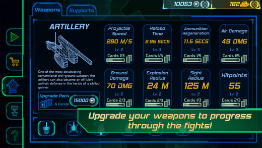 Radar Warfare Ekran Görüntüleri - 4
