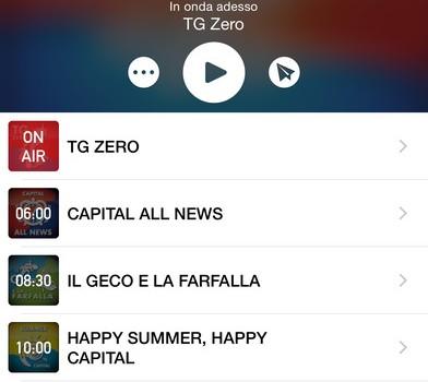 Radio Capital Ekran Görüntüleri - 5