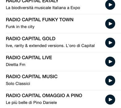 Radio Capital Ekran Görüntüleri - 4