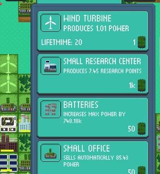 Reactor - Energy Sector Tycoon Ekran Görüntüleri - 4