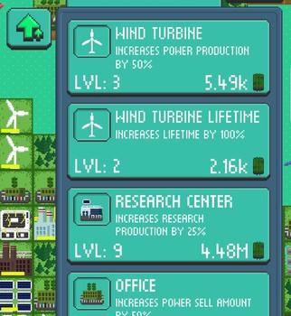 Reactor - Energy Sector Tycoon Ekran Görüntüleri - 3