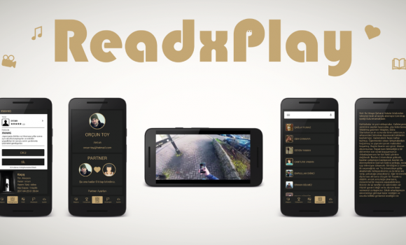 ReadxPlay Ekran Görüntüleri - 5