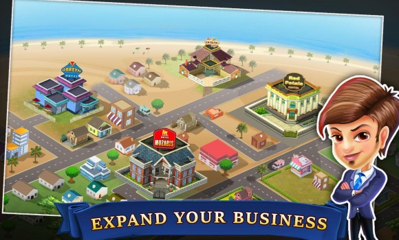 Resort Tycoon Ekran Görüntüleri - 4