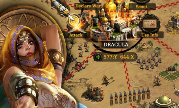 Revenge of Sultans Ekran Görüntüleri - 3