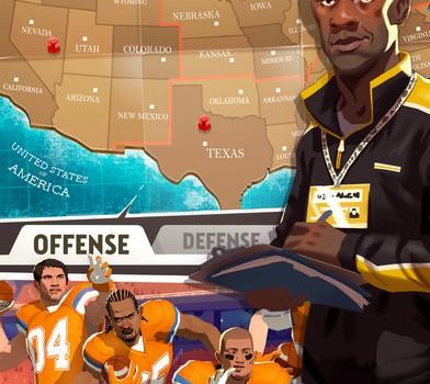 Rival Stars College Football Ekran Görüntüleri - 2