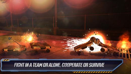 Robot Fighting 2 Ekran Görüntüleri - 2