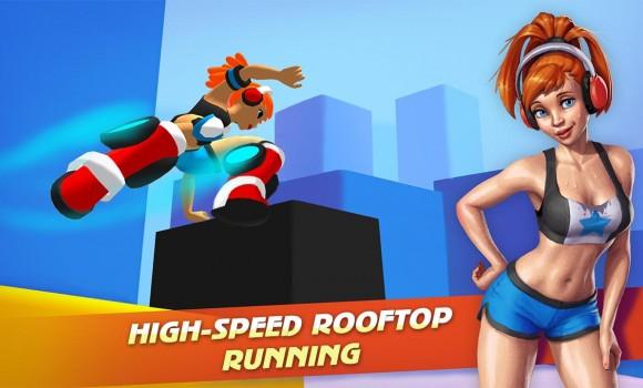 Rooftop Parkour & Freerunning Ekran Görüntüleri - 2