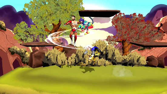 Rumble Arena Ekran Görüntüleri - 2
