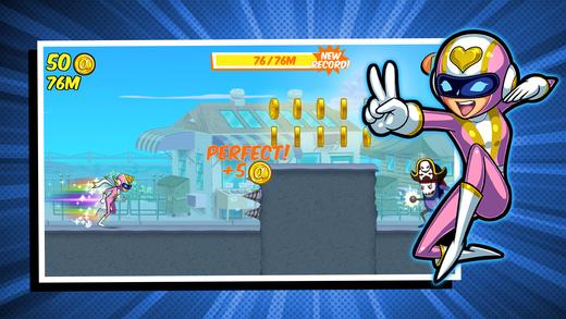 Run Run Super V Ekran Görüntüleri - 3
