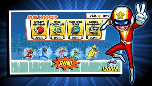 Run Run Super V Ekran Görüntüleri - 5