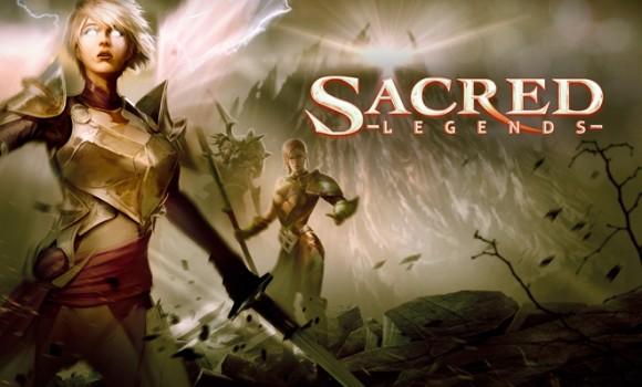 Sacred Legends Ekran Görüntüleri - 3