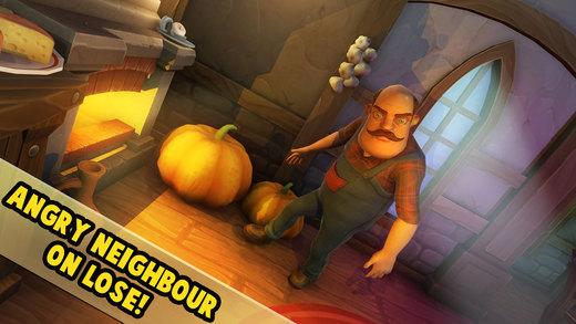 Scary Neighbor 3D Ekran Görüntüleri - 4