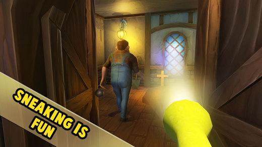 Scary Neighbor 3D Ekran Görüntüleri - 3