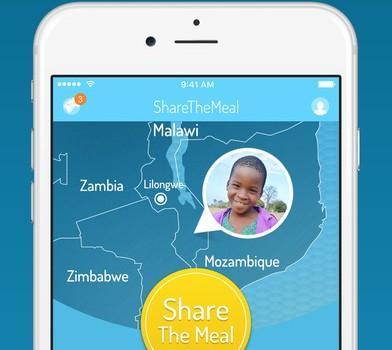 ShareTheMeal Ekran Görüntüleri - 4