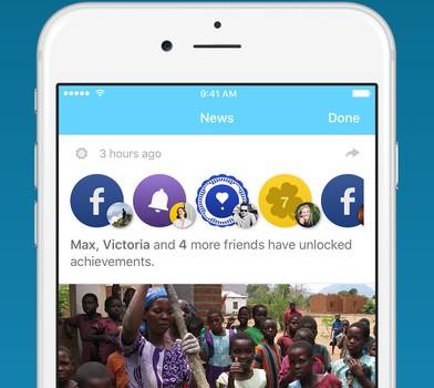 ShareTheMeal Ekran Görüntüleri - 2