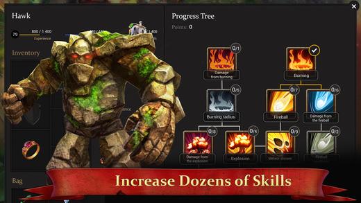 Siege of Heroes: Ruin Ekran Görüntüleri - 1