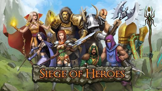 Siege of Heroes: Ruin Ekran Görüntüleri - 5