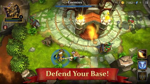 Siege of Heroes: Ruin Ekran Görüntüleri - 4