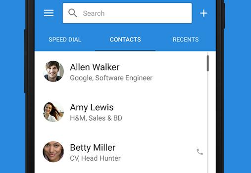 Simpler Contacts Ekran Görüntüleri - 4