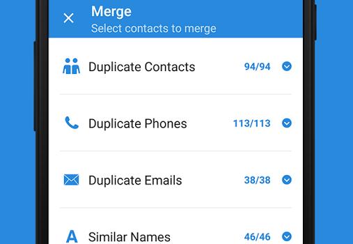 Simpler Contacts Ekran Görüntüleri - 2
