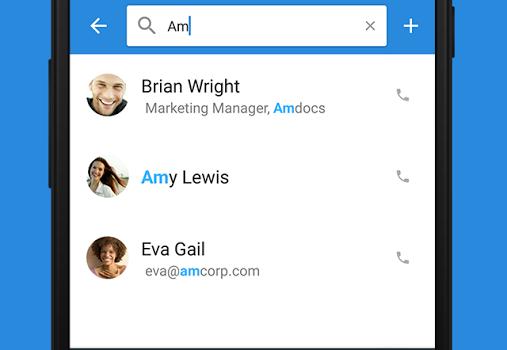 Simpler Contacts Ekran Görüntüleri - 1