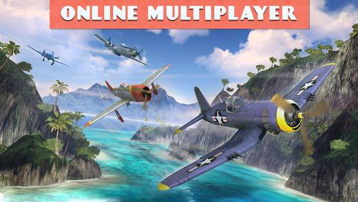 Sky Gamblers Races Ekran Görüntüleri - 3