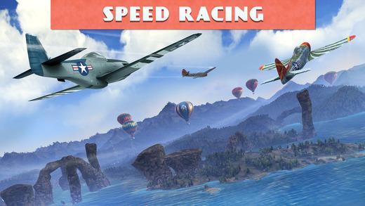 Sky Gamblers Races Ekran Görüntüleri - 2