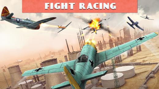 Sky Gamblers Races Ekran Görüntüleri - 1