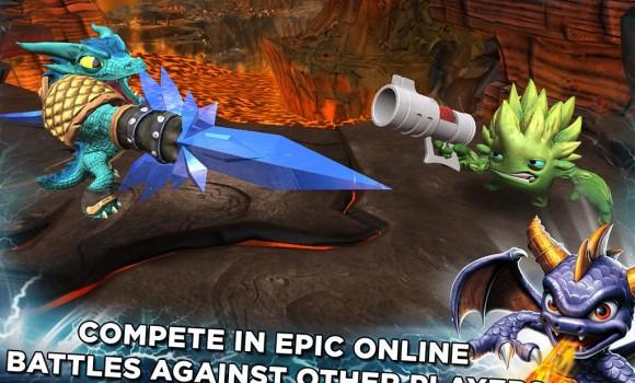 Skylanders Battlecast Ekran Görüntüleri - 1