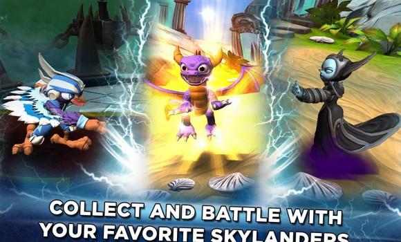 Skylanders Battlecast Ekran Görüntüleri - 2