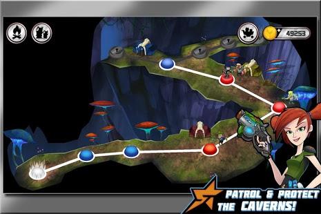 Slugterra: Guardian Force Ekran Görüntüleri - 1