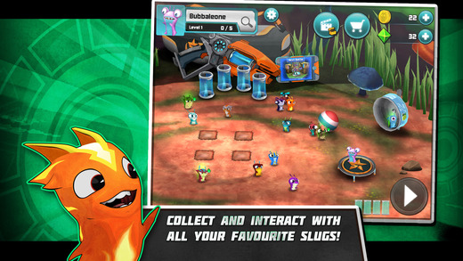Slugterra: Slug It Out 2 Ekran Görüntüleri - 3