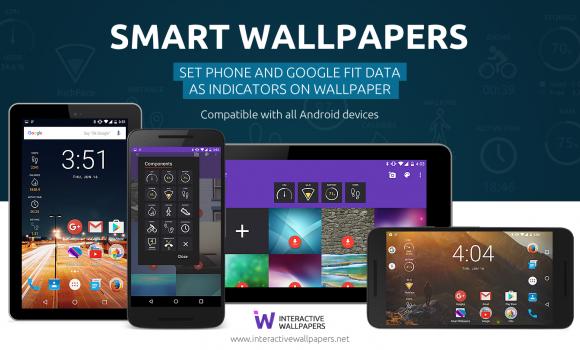 Smart Wallpapers Ekran Görüntüleri - 3