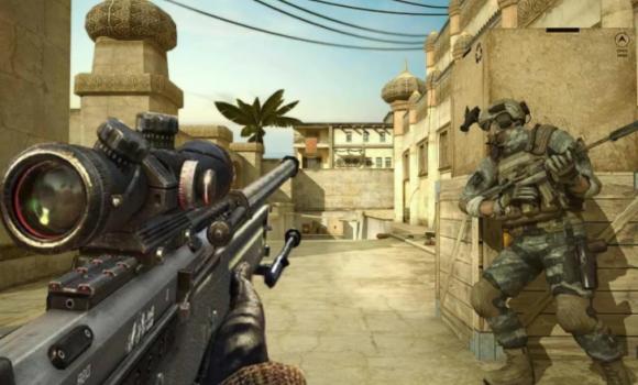 Sniper Force Shooter: Freedom Gunner Ekran Görüntüleri - 5