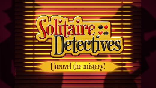 Solitaire Detectives Ekran Görüntüleri - 1