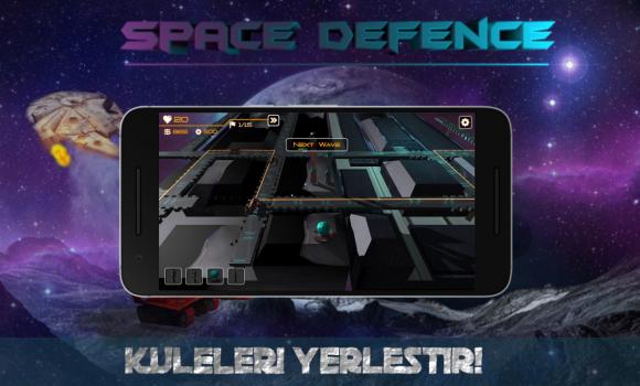 Space Defence Ekran Görüntüleri - 3