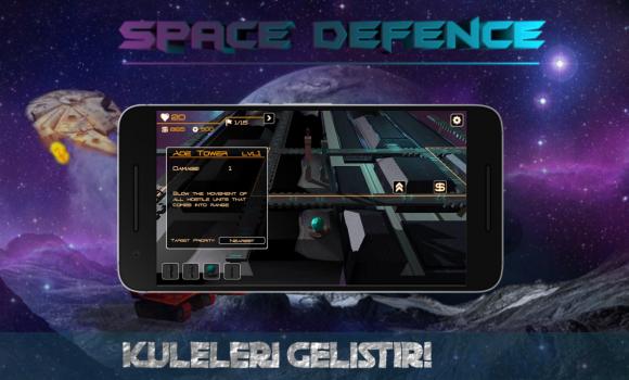 Space Defence Ekran Görüntüleri - 2
