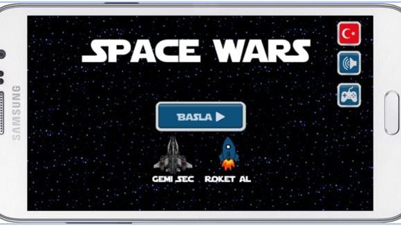 Space Wars Ekran Görüntüleri - 3