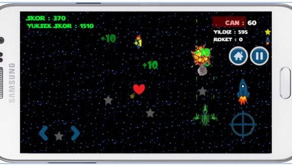 Space Wars Ekran Görüntüleri - 2