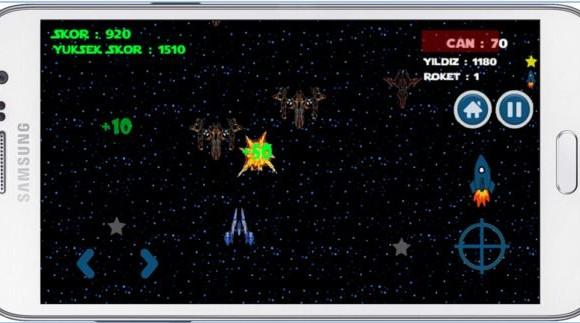 Space Wars Ekran Görüntüleri - 1
