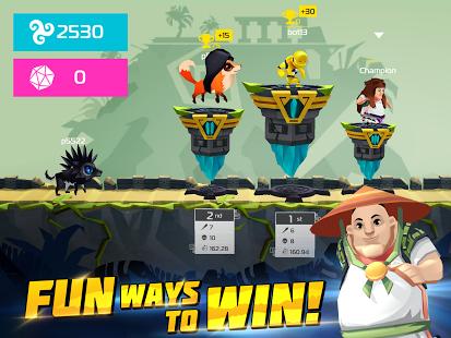 Spirit Run: Multiplayer Battle Ekran Görüntüleri - 3