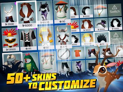 Spirit Run: Multiplayer Battle Ekran Görüntüleri - 2