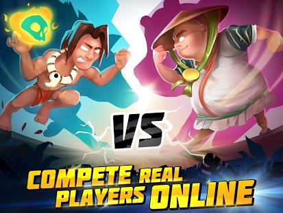 Spirit Run: Multiplayer Battle Ekran Görüntüleri - 1