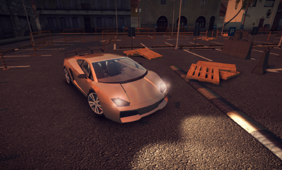 Sport Car Parking 2 Ekran Görüntüleri - 4