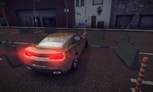 Sport Car Parking 2 Ekran Görüntüleri - 3